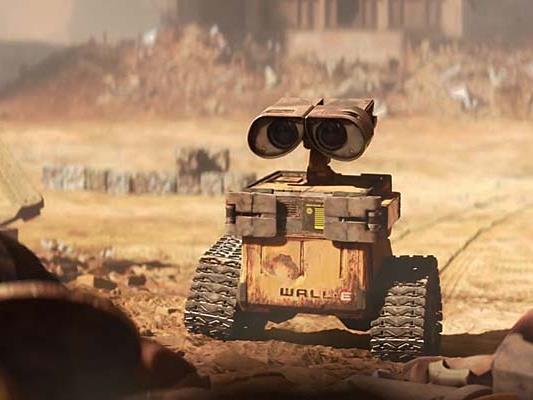 """Natürlich auch im Video enthalten: Der fantastische """"WALL·E"""""""