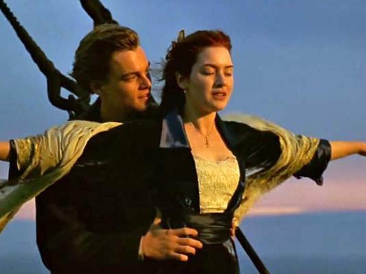 """""""Titanic"""" konnte sich auch den Oscar für die beste Kamera sichern"""