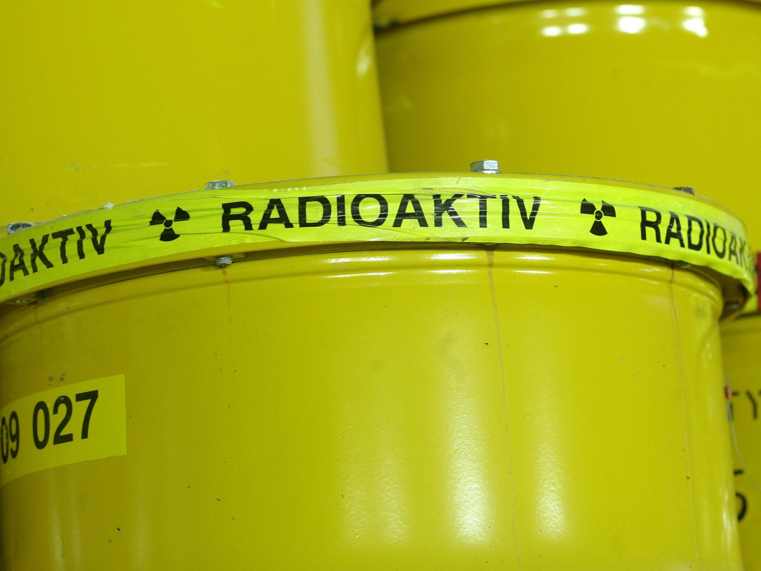 Radioaktives Jod in Luft über Europa nachgewiesen.
