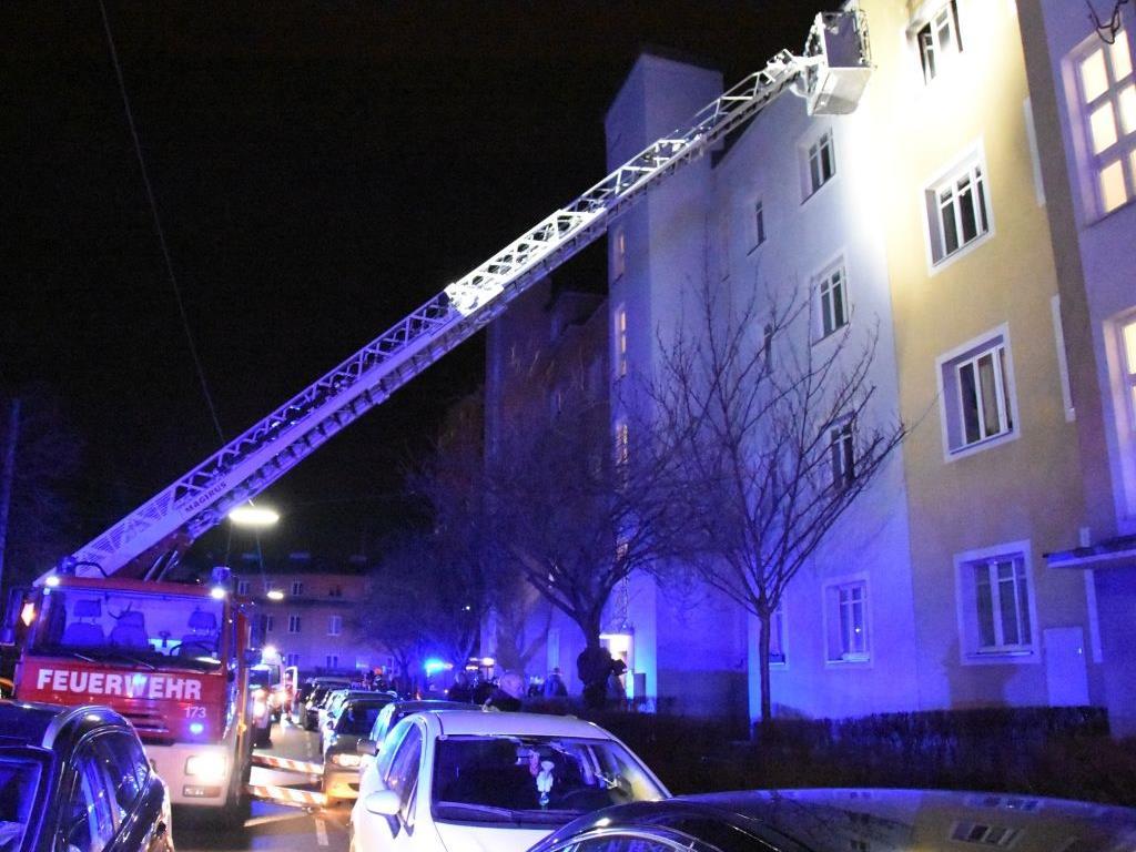 Die beim Brand verletzte 87-Jährige starb im Krankenhaus