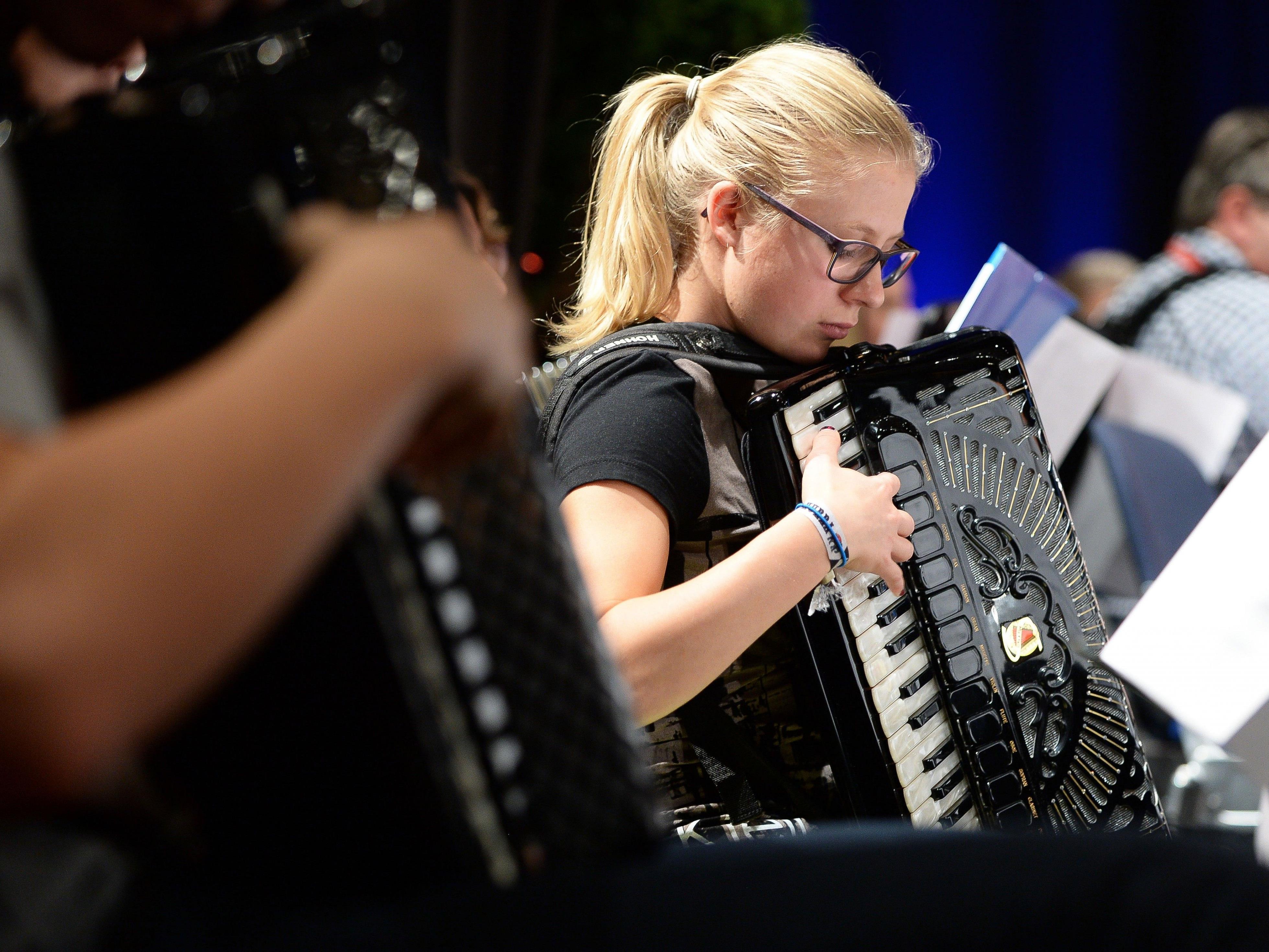 Zug um Zug, Klang um Klang: Das 18. Akkordeonfestival in Wien