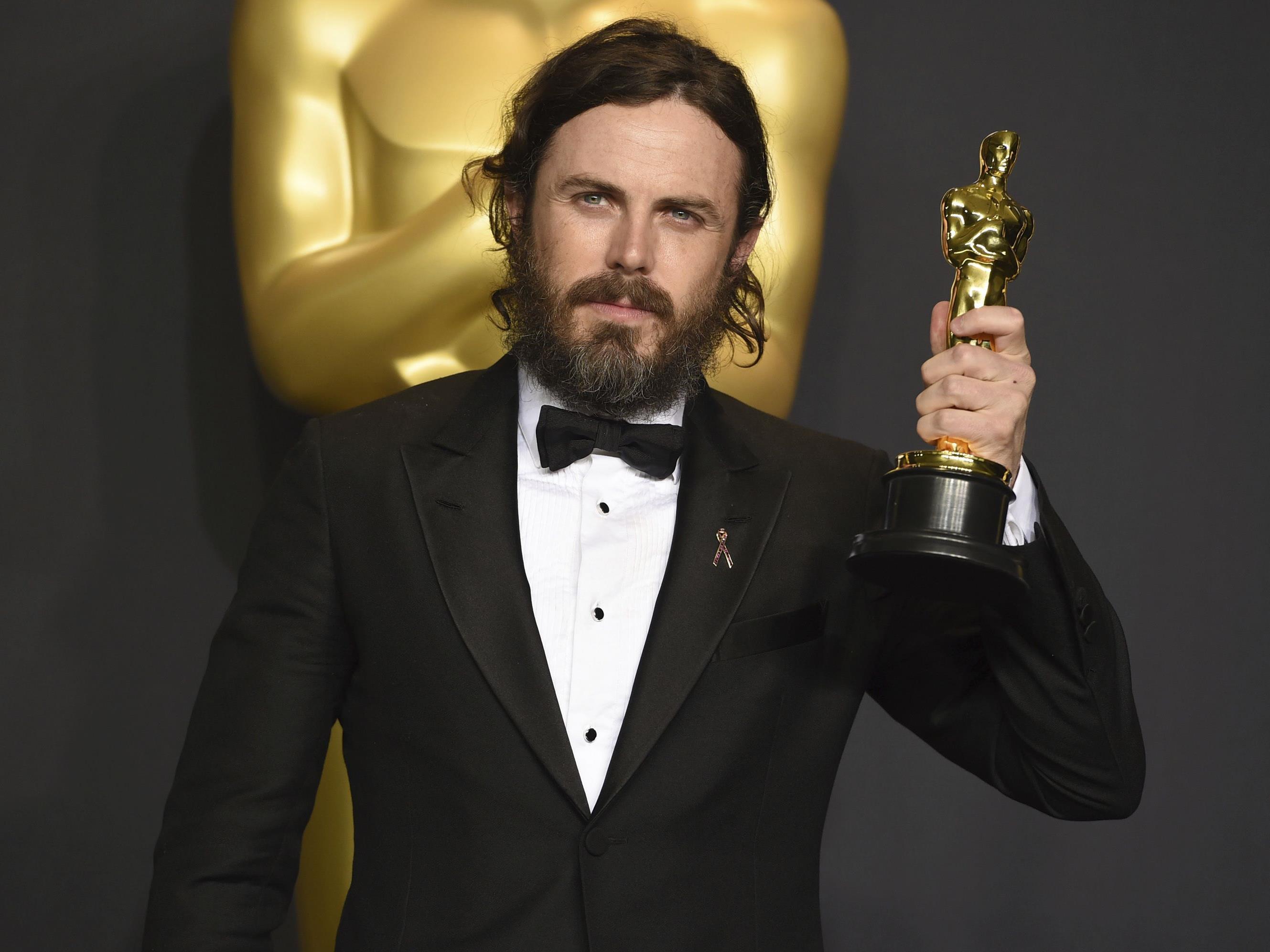 Casey Affleck wurde für seine Leistung mit einem Oscar ausgezeichnet.