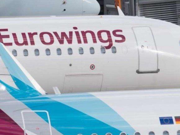 Eurowings testet Zehnerblock fürs Fliege