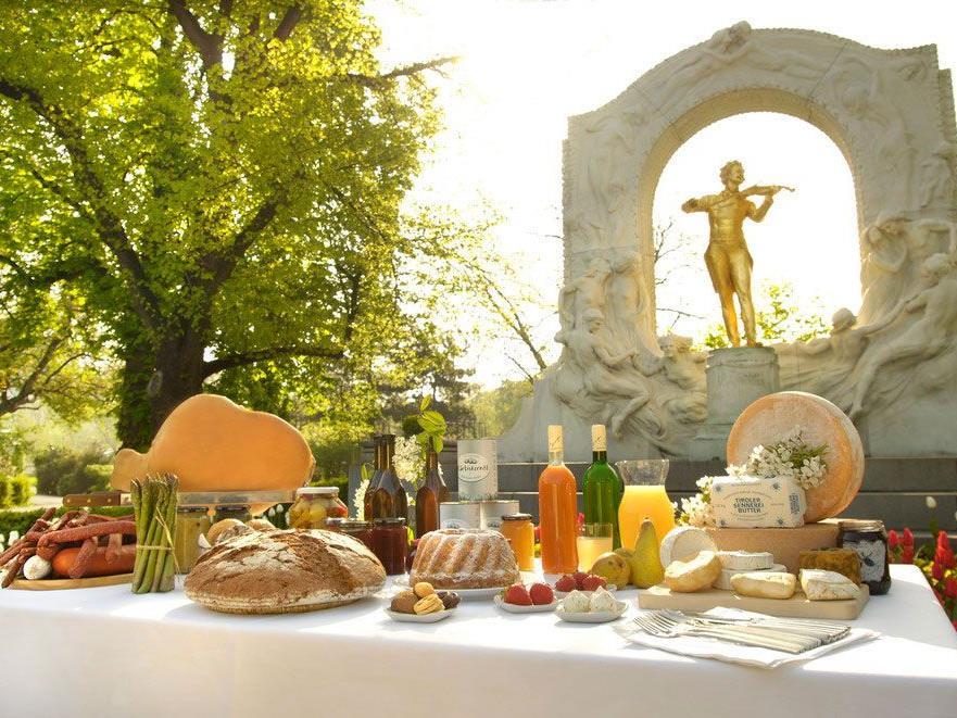 Beim Genuss-Festival im Stadtpark warten wieder allerlei Köstlichkeiten
