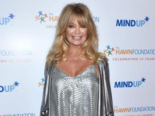 Goldie Hawn wird Lugners Stargast am Opernball.