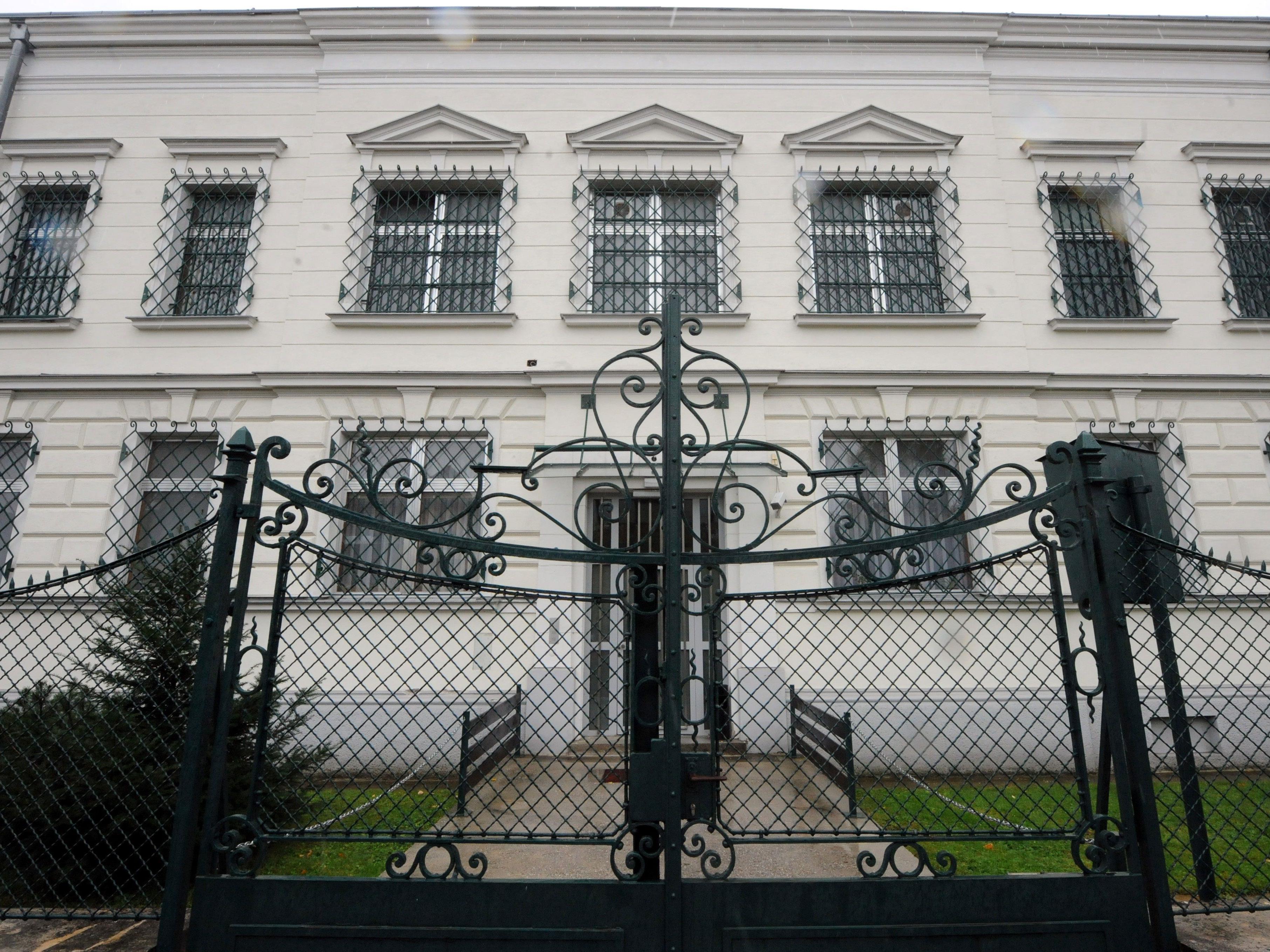 In der Justizanstalt Hirtenberg starb ein Häftling