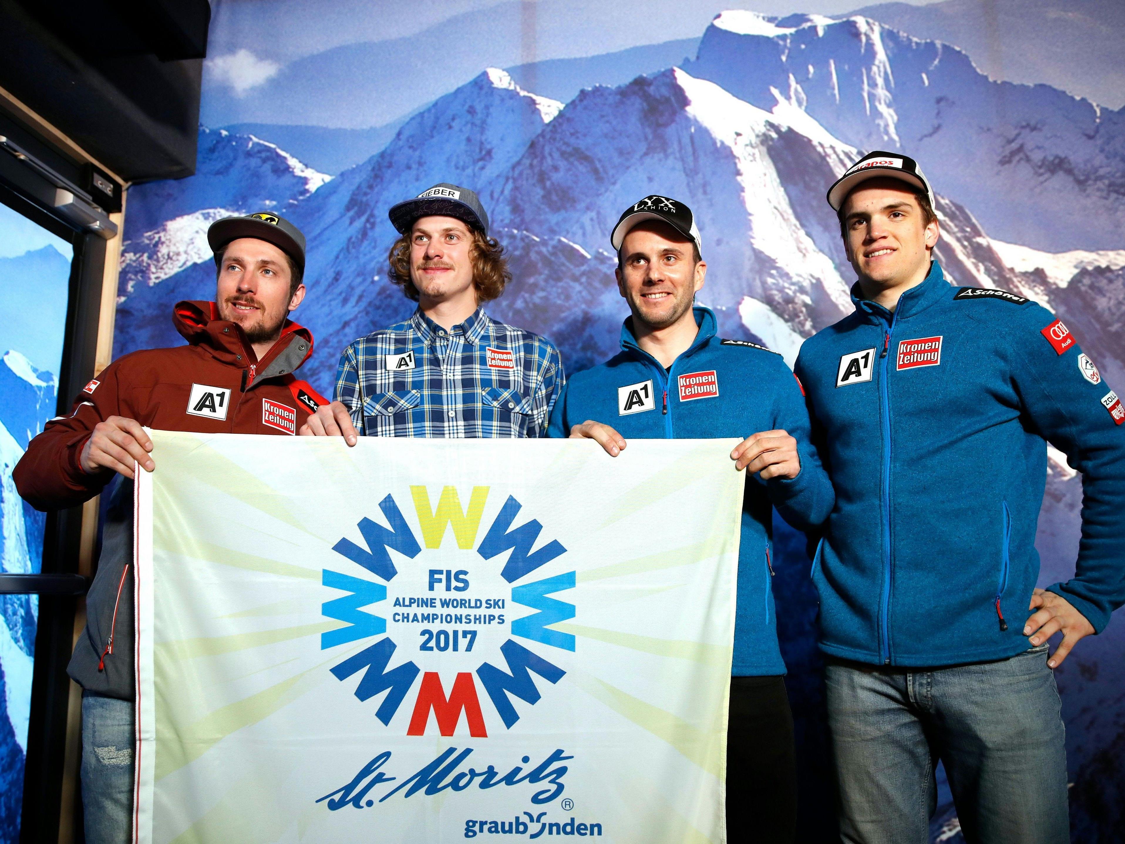 LIVE vom Riesentorlauf der Herren bei der Ski-WM 2017.