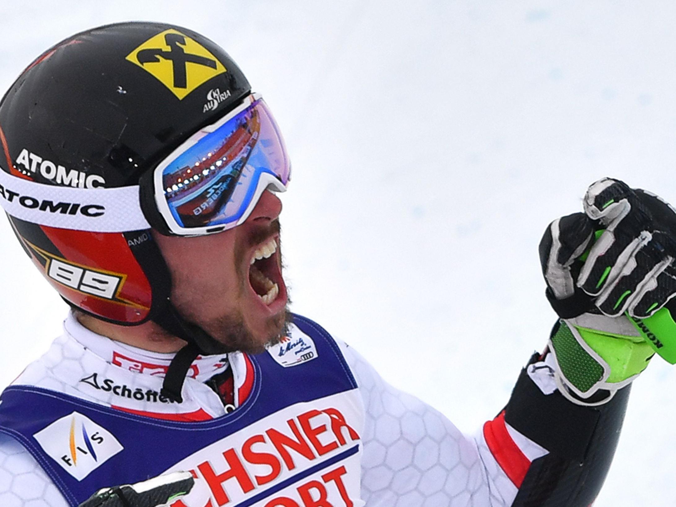 LIVE von der Ski-WM: Herren-Slalom im Ticker.