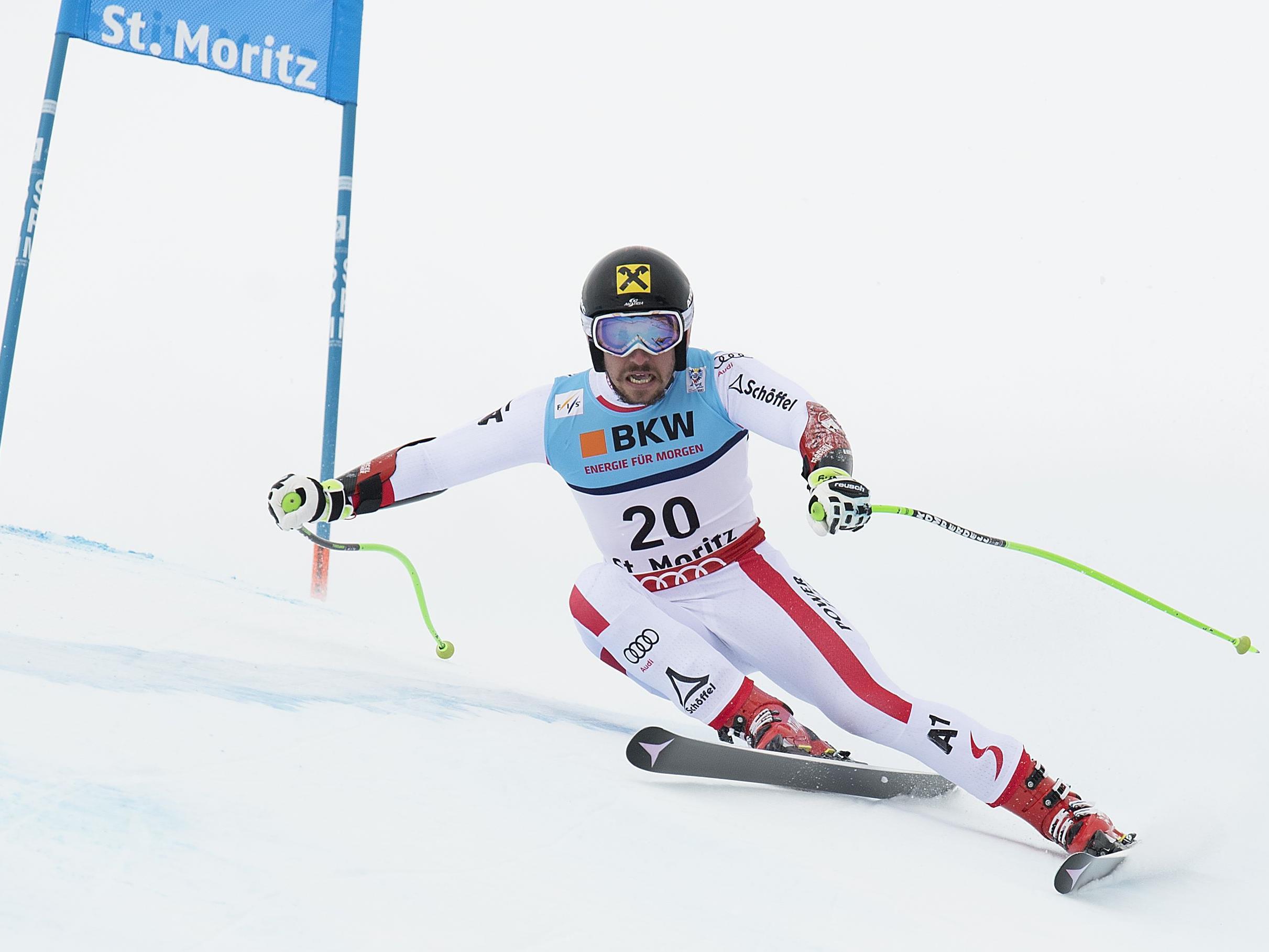 Wir berichten am Montag LIVE von der Super Kmmbination der Herren bei der Ski-WM.