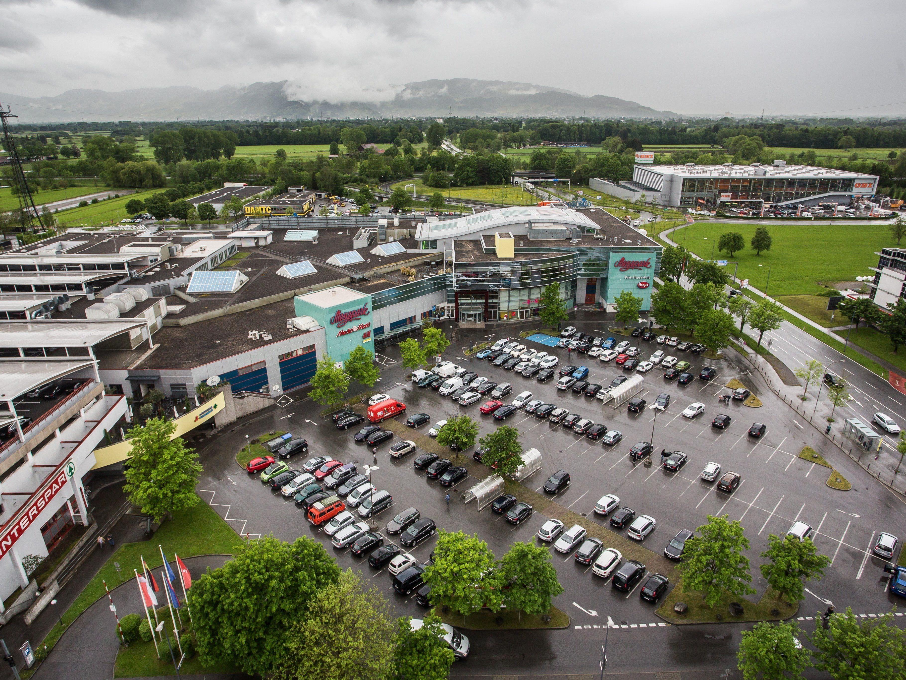 Vorarlbergs beliebtestes Einkaufszentrum