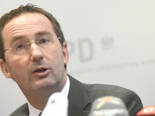 Polizeipräsident Gerhard Pürstl meldete sich in der aktuellen Diskussion zu Wort