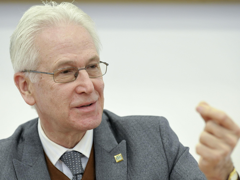 Ex-MedUni-Wien-Rektor Wolfgang Schütz