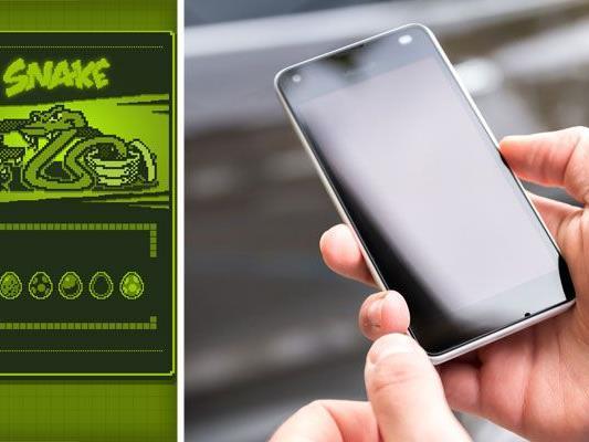 """""""Snake"""": Das Kultspiel ist zurück und nun im Facebook Messenger verfügbar"""