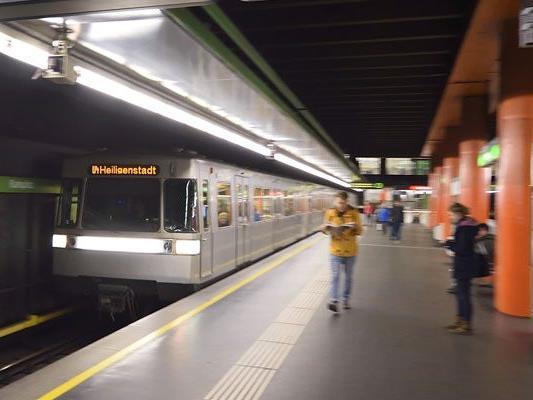 Nach der Körperverletzung in der U4-Station ist der Täter gefunden