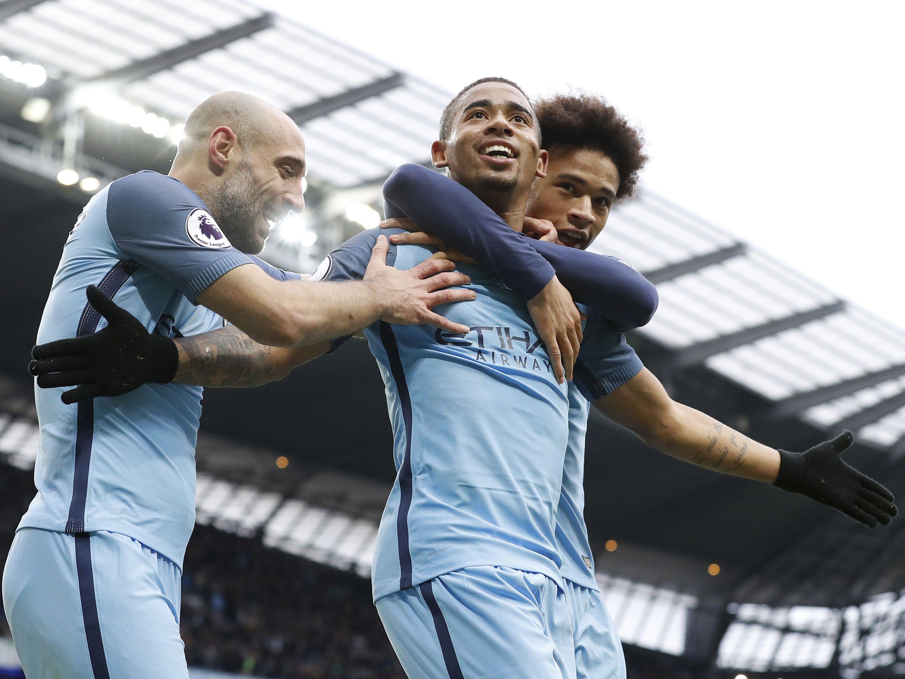 Hier können Sie das Champions League Match zwischen Manchester City und Monaco sehen.