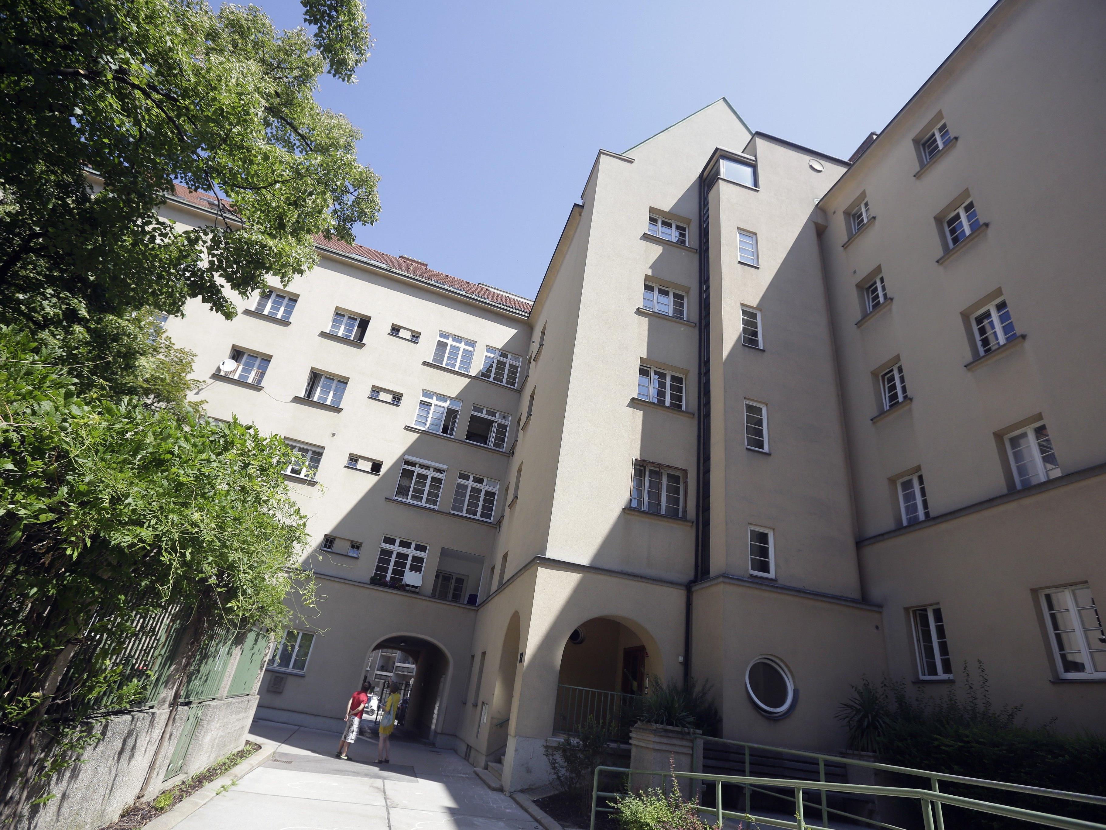 In Wiens Gemeindebauten werden die Gasleitungen überprüft.