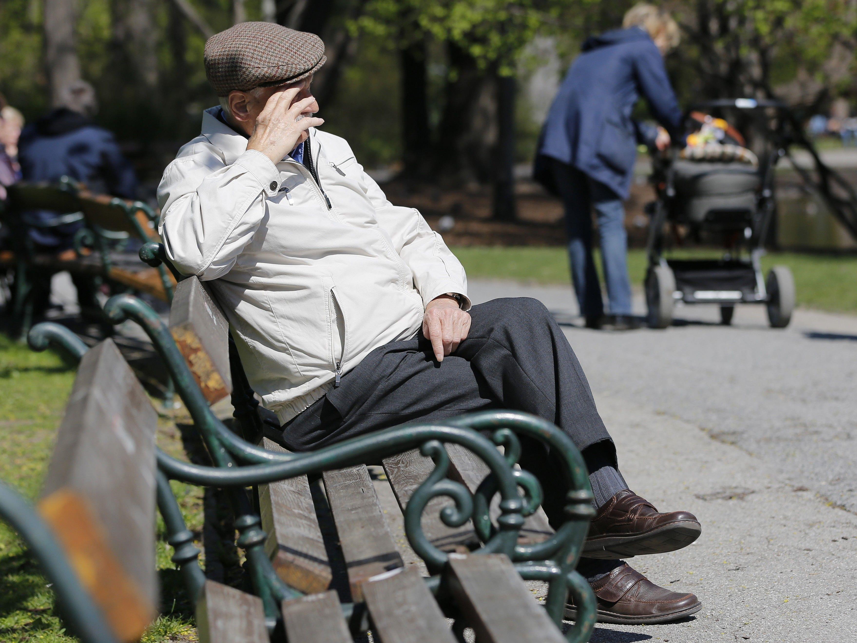Das Thema Altersarmut beschäftig viele Menschen in Österreich.
