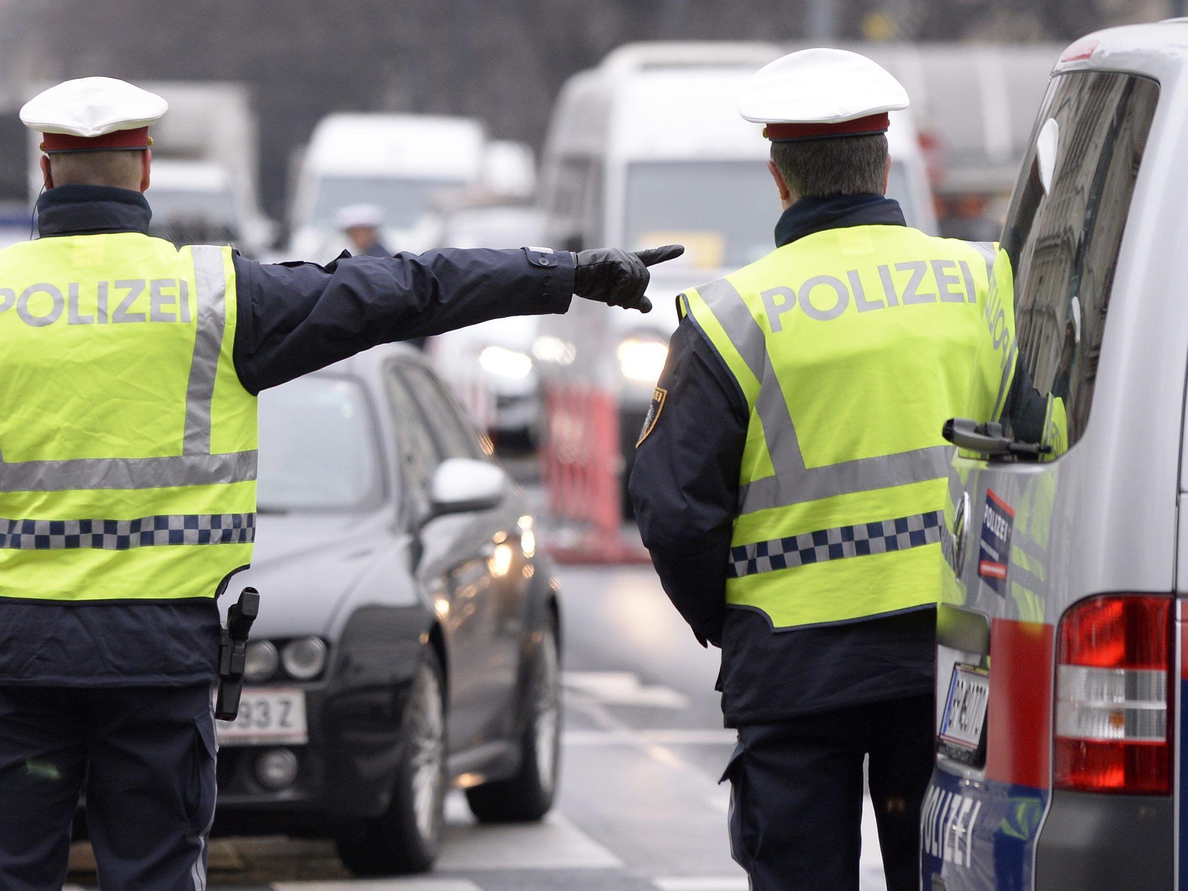 Im Zuge des Wiener Halbmarathons kommt es zu diversen Straßensperren.