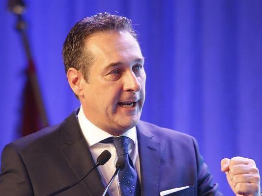 FPÖ-Chef Strache will ein Auftrittsverbot für türkische Politiker in Österreich.