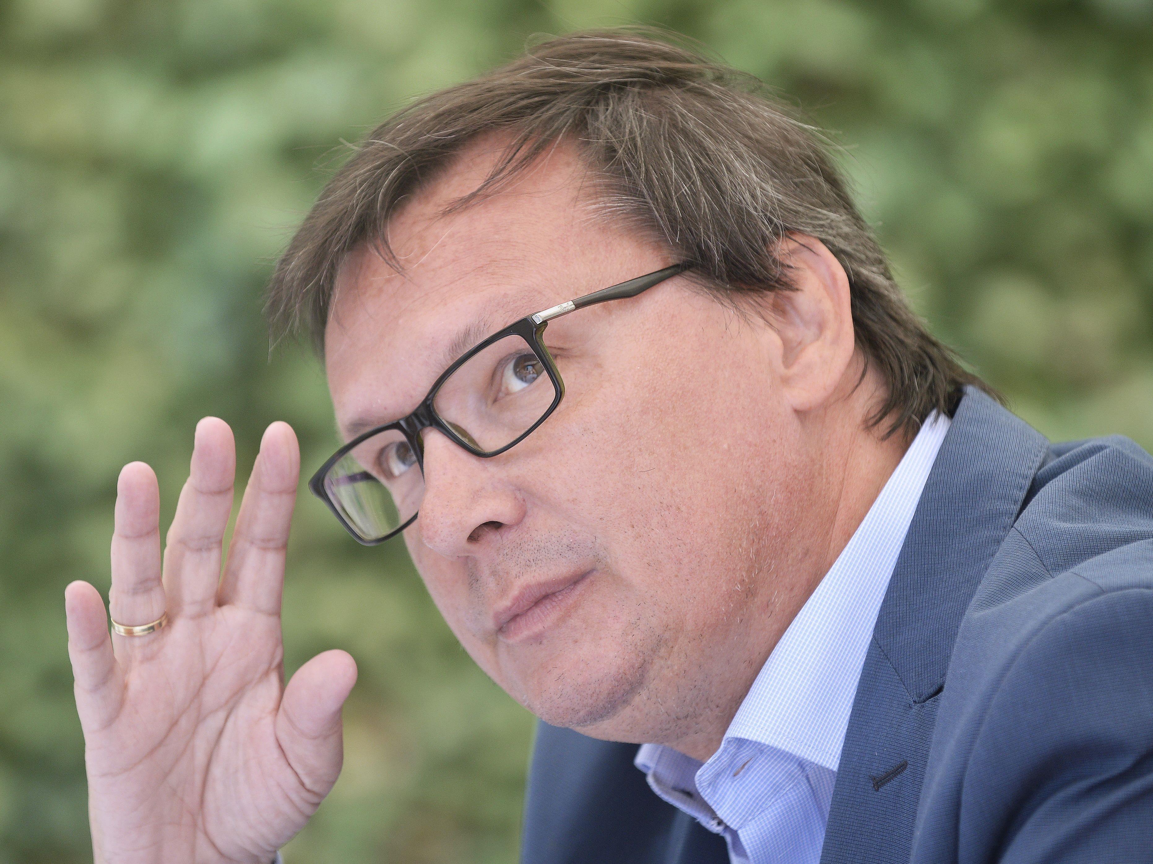 Norbert Darabos (SPÖ).
