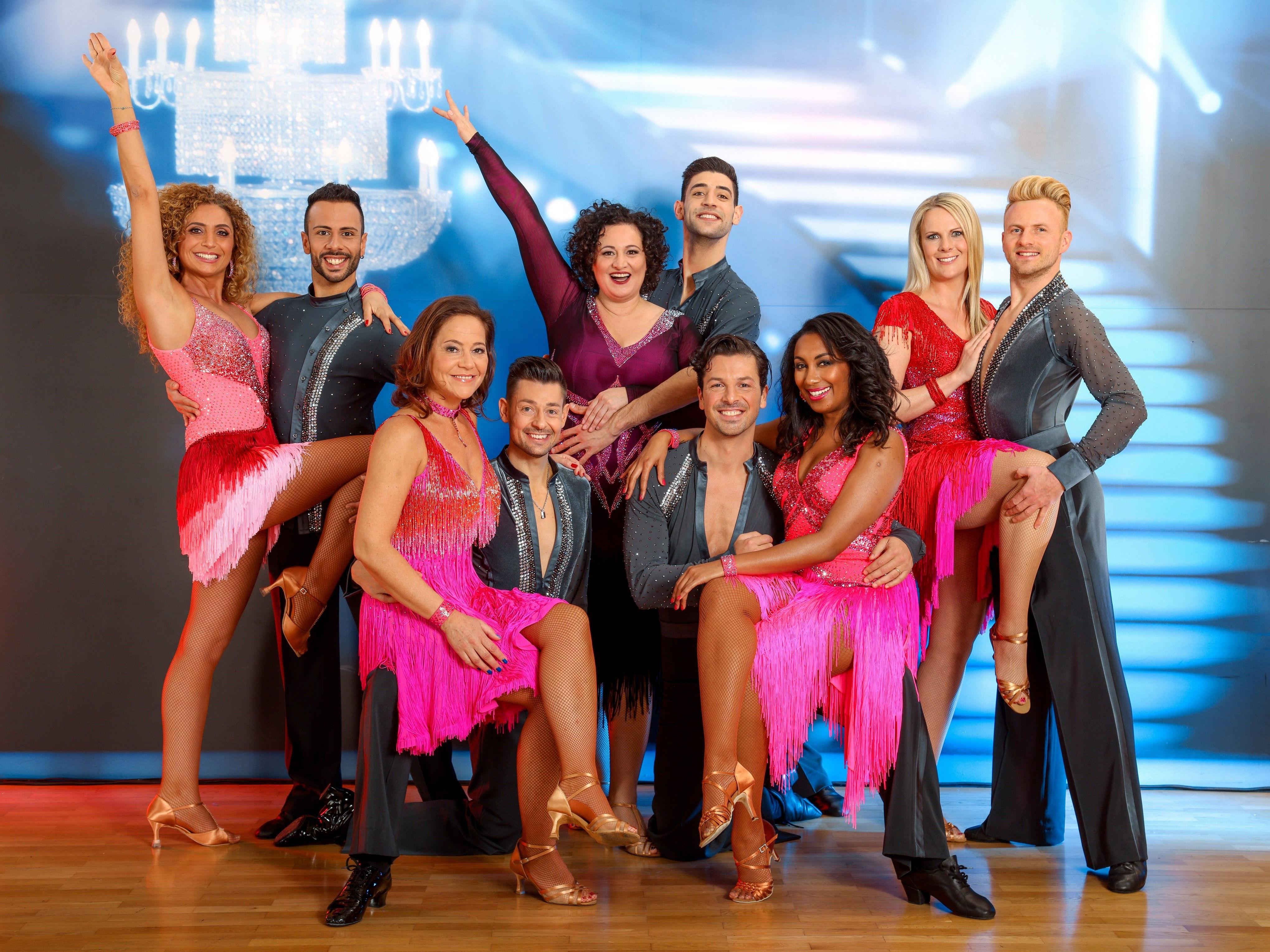 """Die neue Staffel """"Dancing Stars"""" startet am Freitag"""