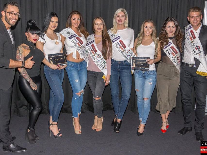 Das war das zweite Casting zur Miss Vienna Wahl 2017.