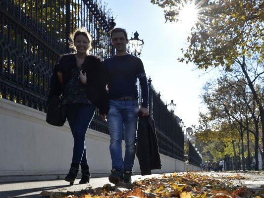 In der Wiener Innenstadt lässt es sich herrlich spazierengehen