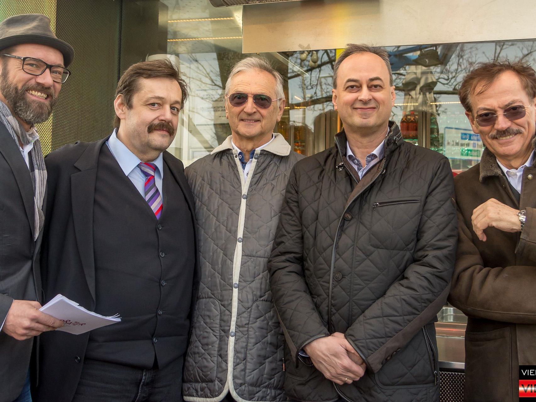 Presserundfahrt Prater - 21.03.2017