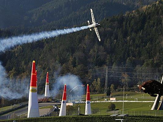 Kein Air Race heuer in Spielberg.