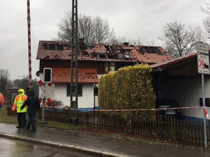 Wohnhausbrand in Lindau: Kripo ermittelt wegen eines Tötungsdelikts.