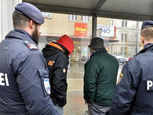 Dealer in Ottakring festgenommen.