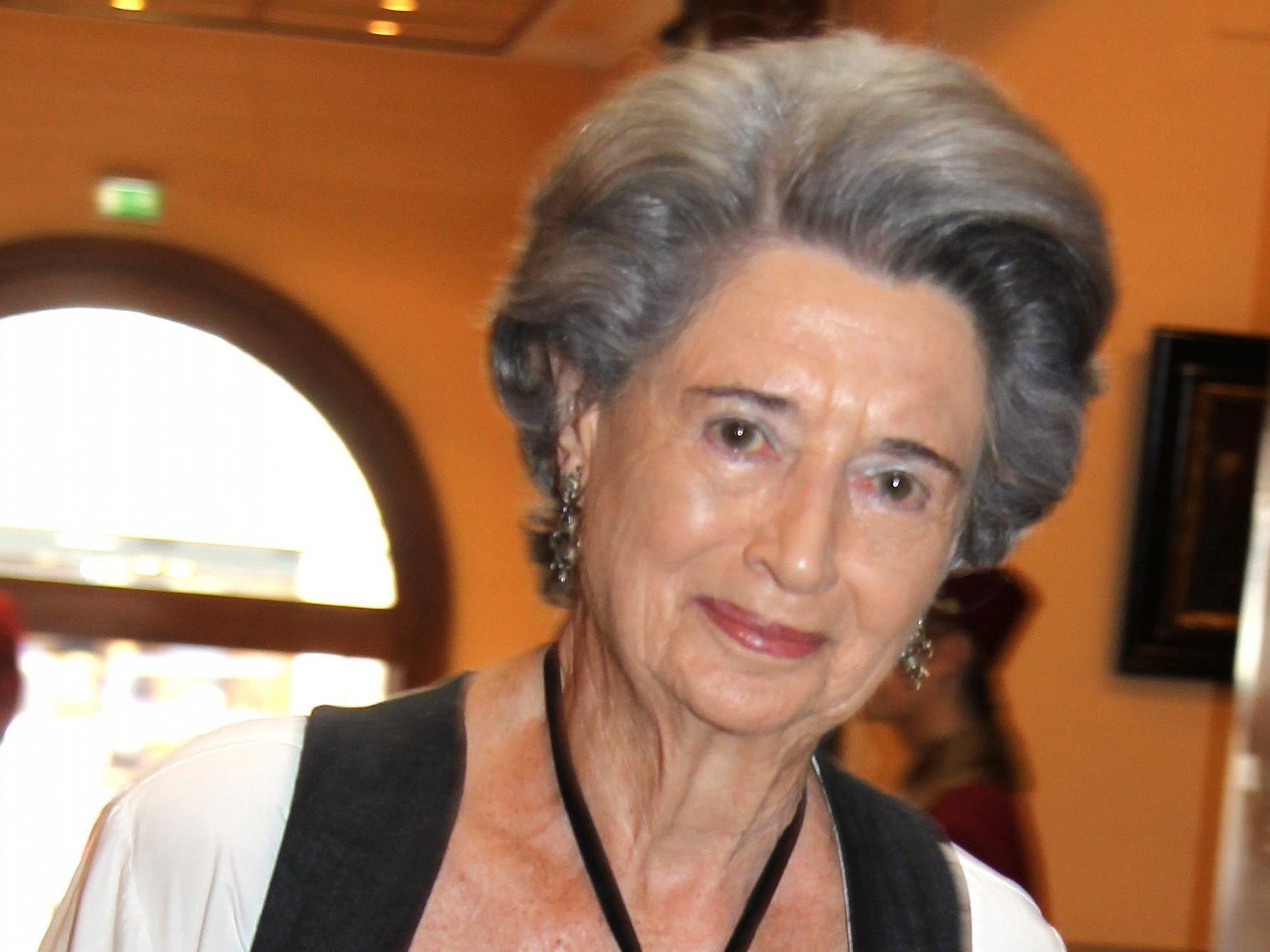Elisabeth Waldheim wurde am Donnerstag in der Präsidentengruft beigesetzt.