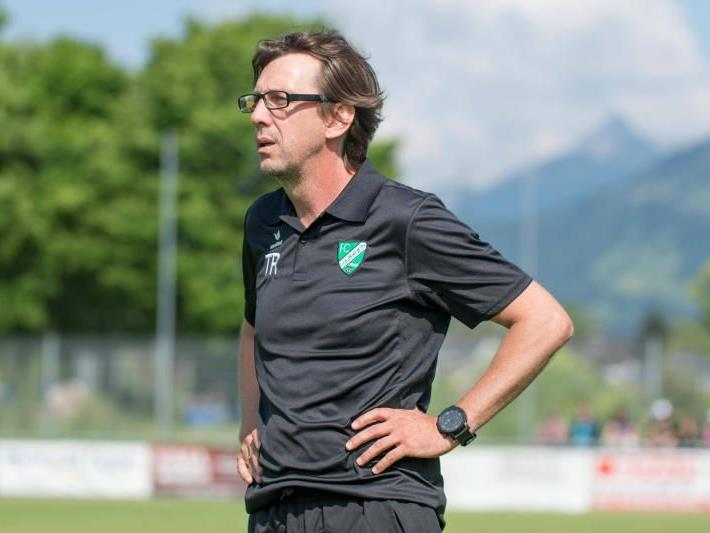 Neuer Cotrainer in Ried: Dieter Alge
