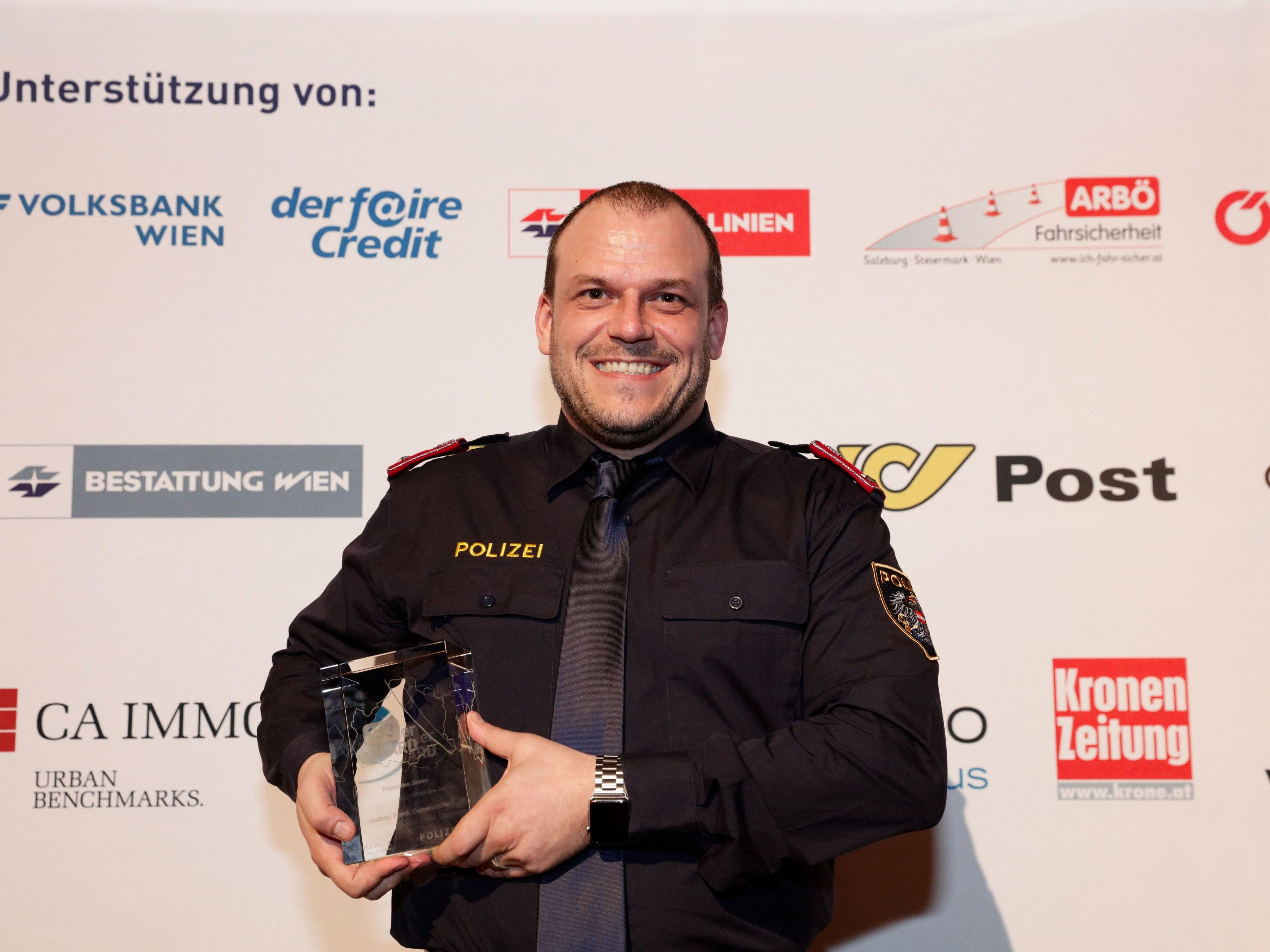 """Am Montag wurden im Wiener Rathaus die """"133er-Awards"""" verliehen""""."""