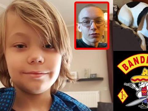 Der kleine Jaden (9) wurde brutal ermordet.