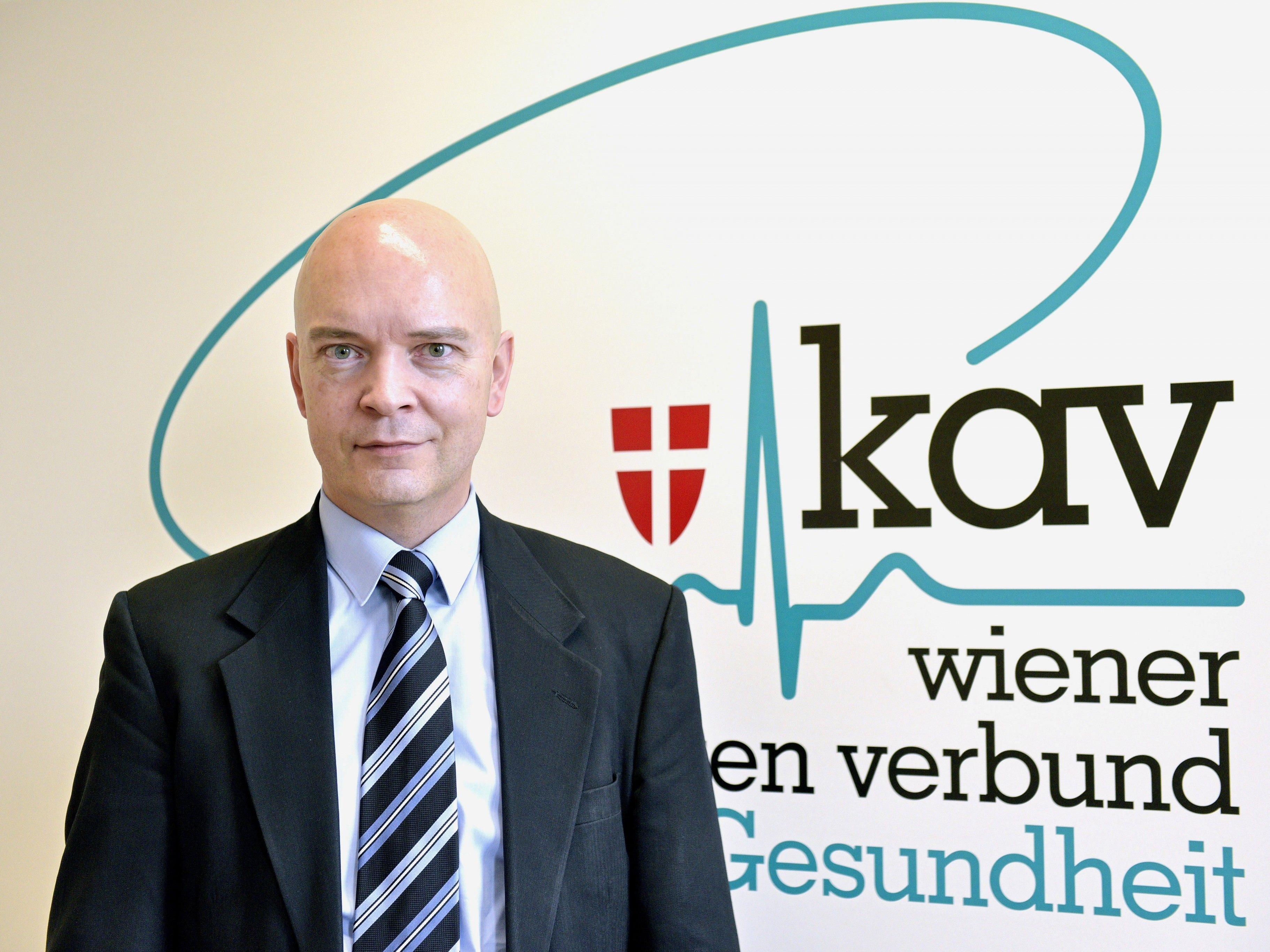 KAV Wien-Generaldirektor Udo Janßen geht