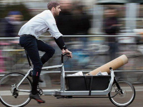 Am Sonntag sind in Wien die Lastenräder los - beim ersten Wiener Cargobike Corso