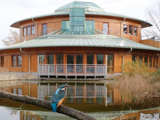 Das Nationalparkhaus wien-lobAU startet in die zehnte Saison.