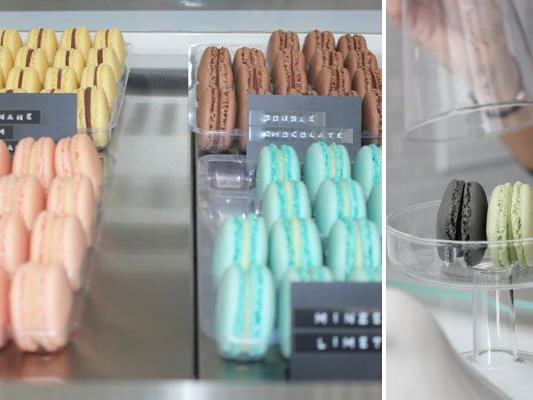 Klein, bunt, köstlich: Macarons machen gute Laune und schmecken!