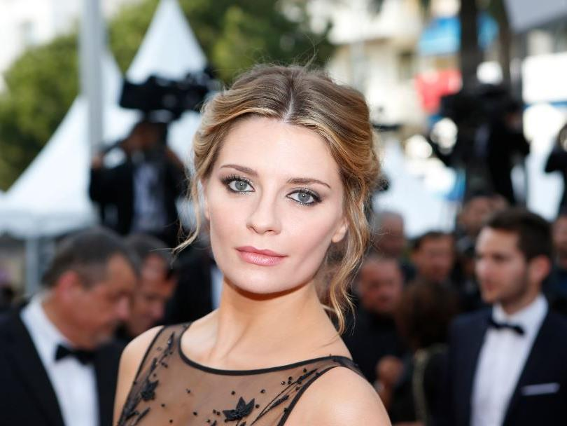 Hollywood-Star Mischa Barton.