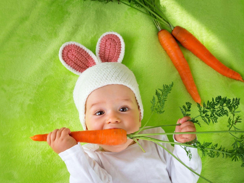 Beim veganen Ostermarkt wird Groß und Klein einiges geboten