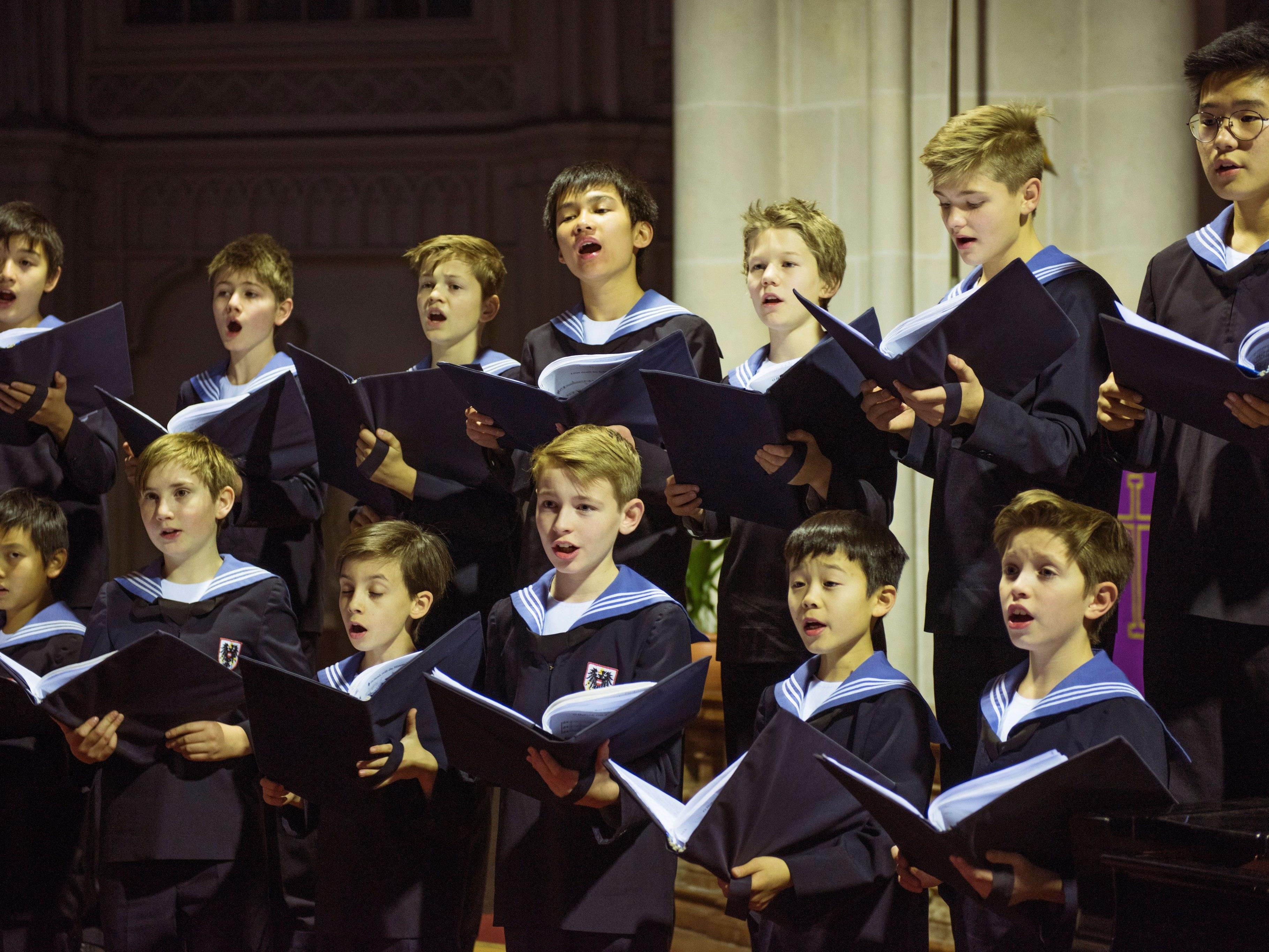 Wiener Sängerknaben: Ausbildung und Chorgesang sind Immaterielles Kulturerbe