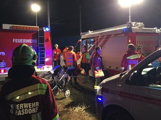 Für die Feuerwehr herrschte höchste Alarmstufe.