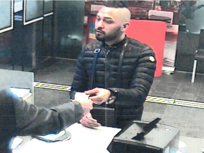 Die Wiener Polizei sucht nach diesem Verdächtigen.