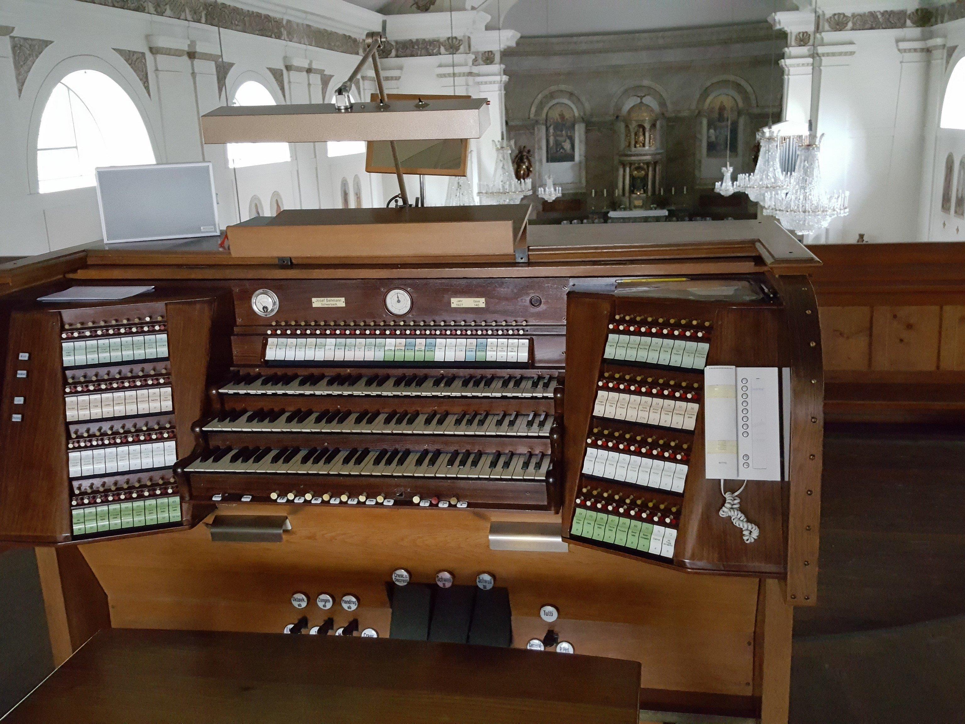 Kommenden Samstag können sich Interessierte beim Orgeltag über das besondere Musikinstrument informieren und verschiedene Konzerte besuchen.