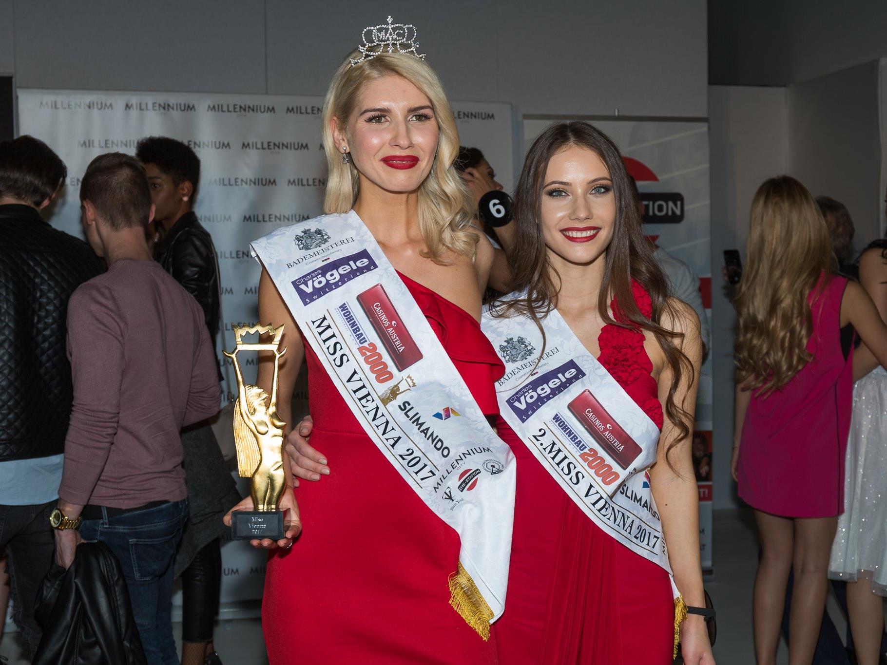 Elisa Dedu aus Wien-Floridsdorf wurde Miss Vienna 2017.