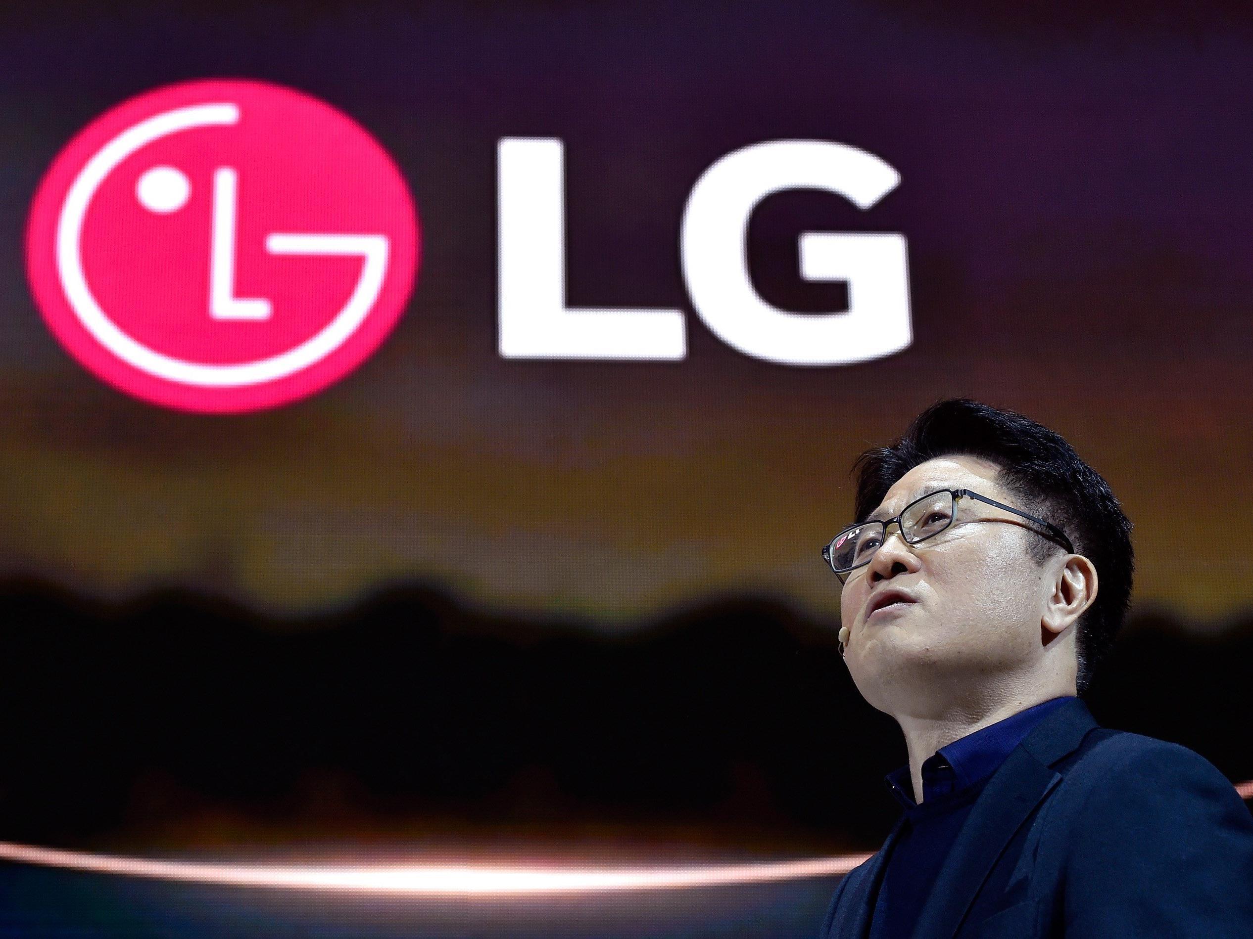 LG ist der weltweit größte Hersteller von Flüssigkristall-Bildschirmen.