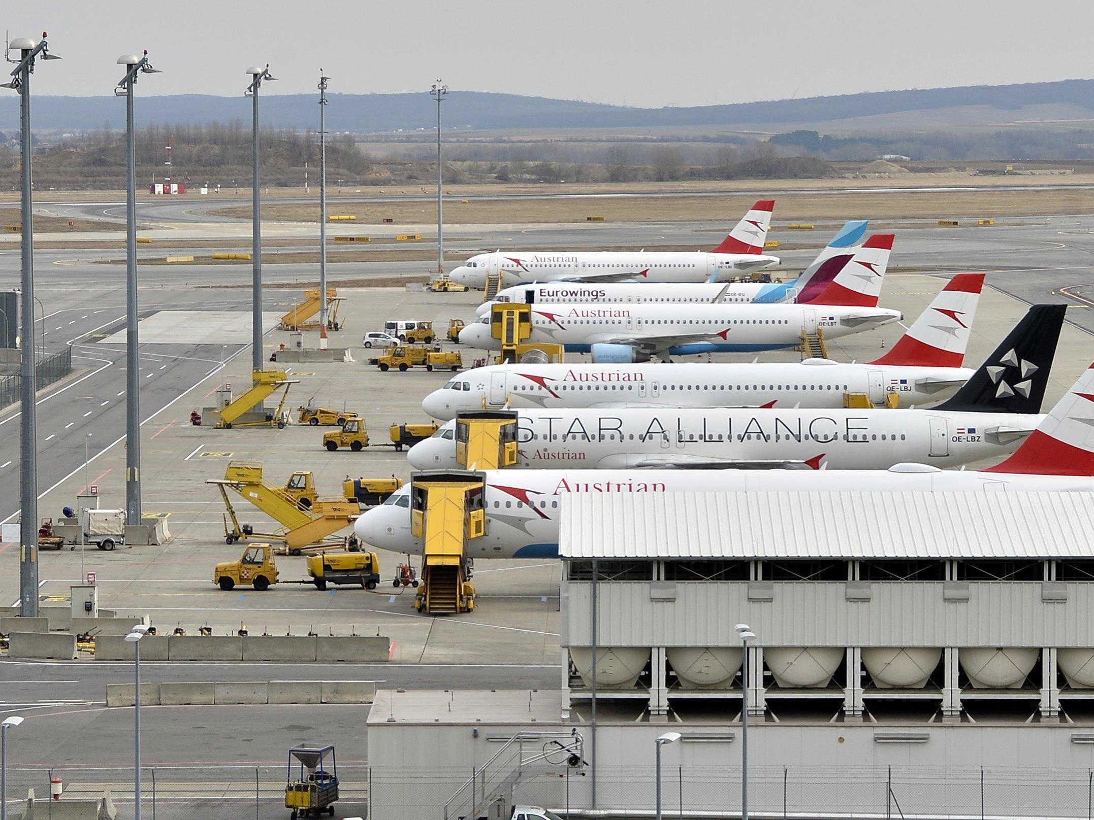 Die Diskussion um die vom Flughafen Wien angepeilte dritte Piste geht weiter.