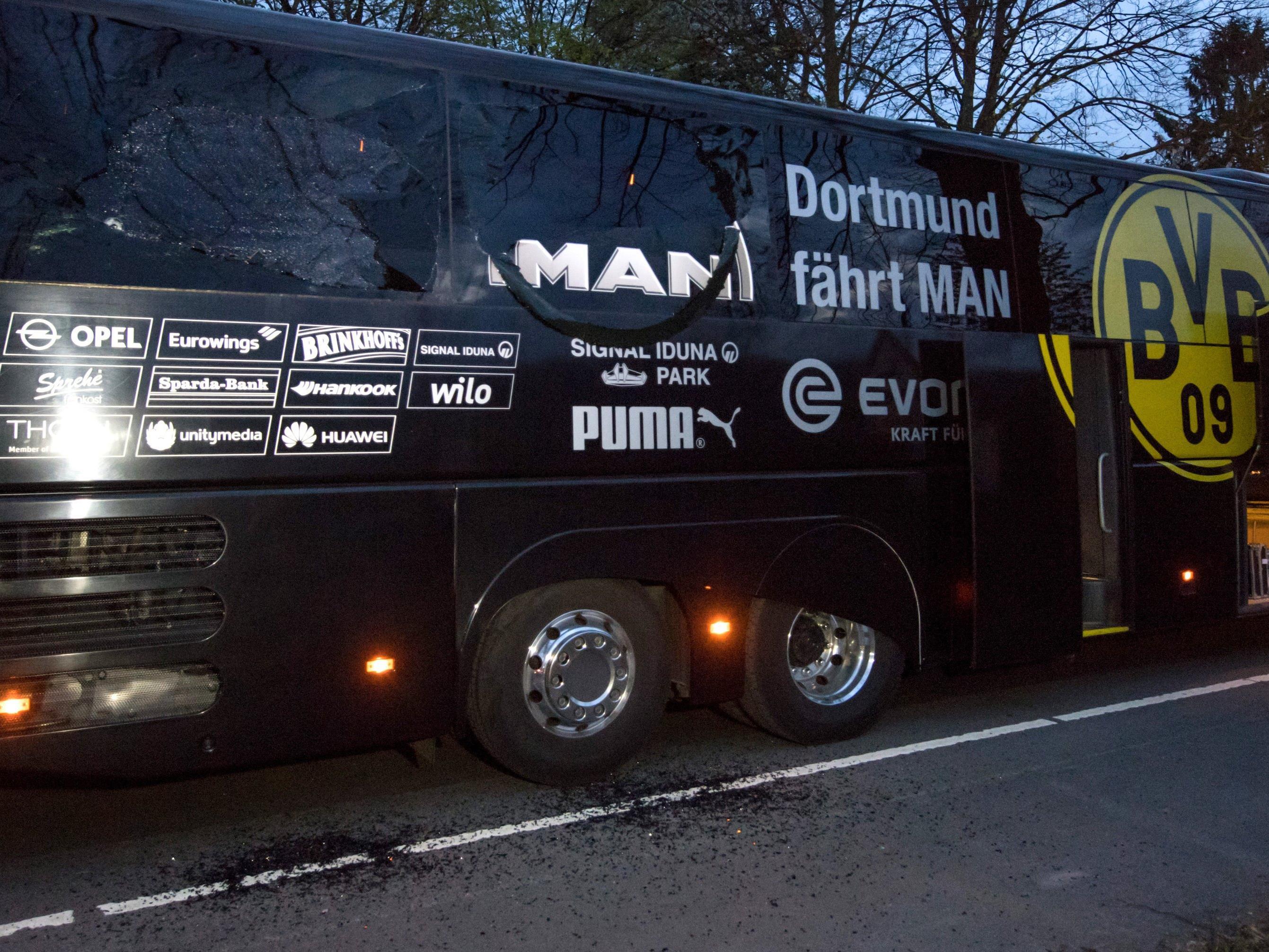 Dem im Zusammenhang mit dem Anschlag auf den Mannschaftsbus des BVB Festgenommenen, konnte keine Tatbeteiligung nachgewiesen werden. Er soll jedoch IS-Mitglied sein.
