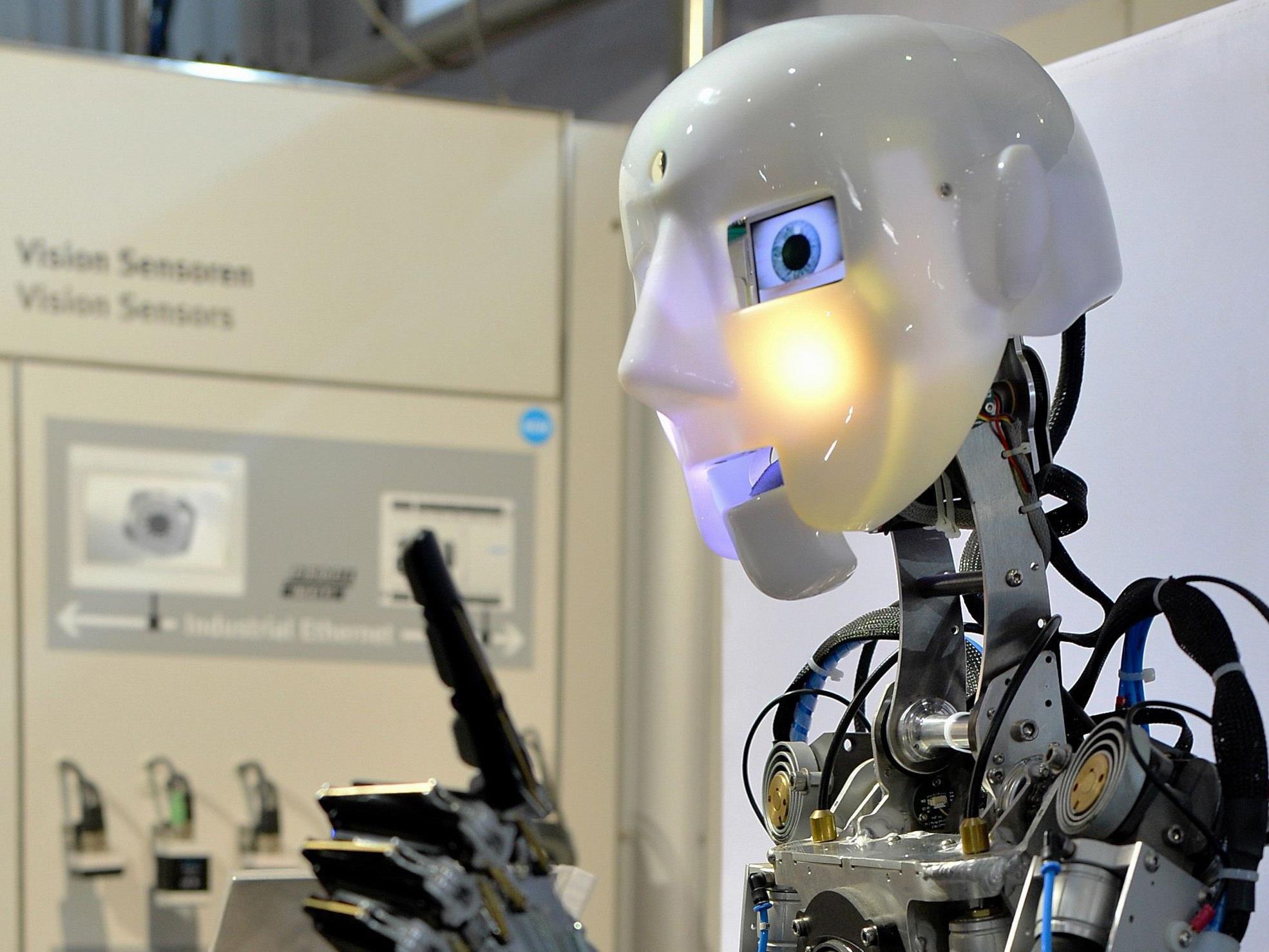 78 Prozent der Österreicher wären für eine Robotersteuer.